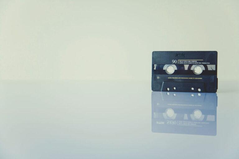 auteursrecht-cassette