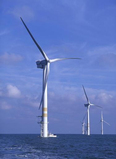Gebakken lucht laat windmolens niet draaien