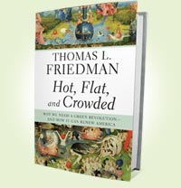 Hot, flat and Crowded - Thomas Friedman
