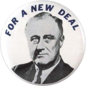 Franklin Delano Roosevelt - New Deal