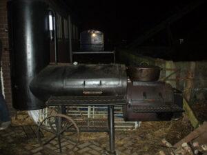 Oklahoma Chuck Wagon