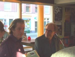 Wim Brands en F. Starik
