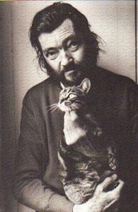 Julio Cortazar - schrijver en natuurlijk ook kijker