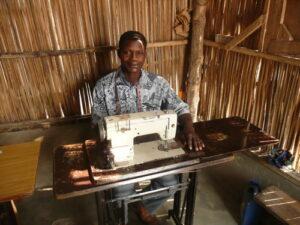 Koukou uit Togo