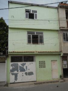 schoolgebouw in Mangueira