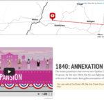 Een storymap-js voorbeeld