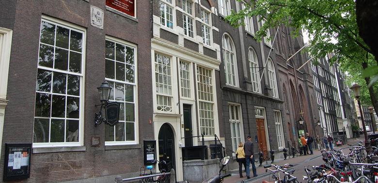 De Singelkerk in Amsterdam