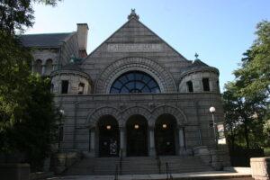 Het staal en de kunst in Pittsburgh 2