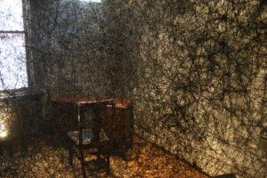 Chiharu Shiota - Traces of Memory