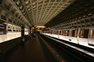 Metrostation in Washington