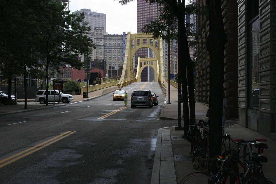 Het staal en de kunst in Pittsburgh 3