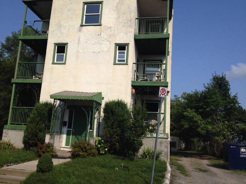 Het ACBB Hostel Niagara