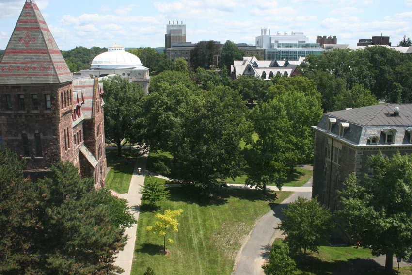 Campus van de Cornell University