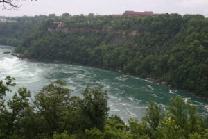 De Whirlpool in de Niagara River