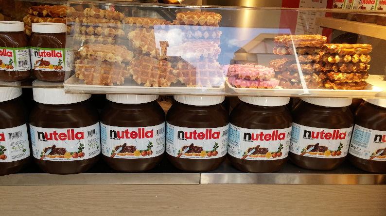 Nutella: een donker smeersel met een donkere kant