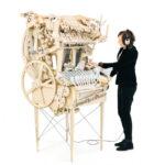 De Marble Machine bespeelt door Martin Molin.