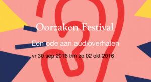 Oorzaken Festival 2016