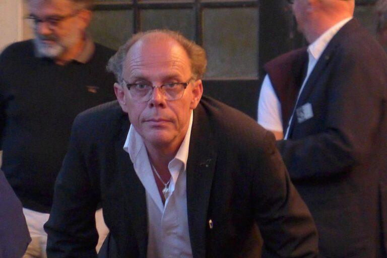 Frank Starik, poëziefestival Het Tuinfeest in Deventer