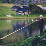 Koerswijziging voor oude mensen
