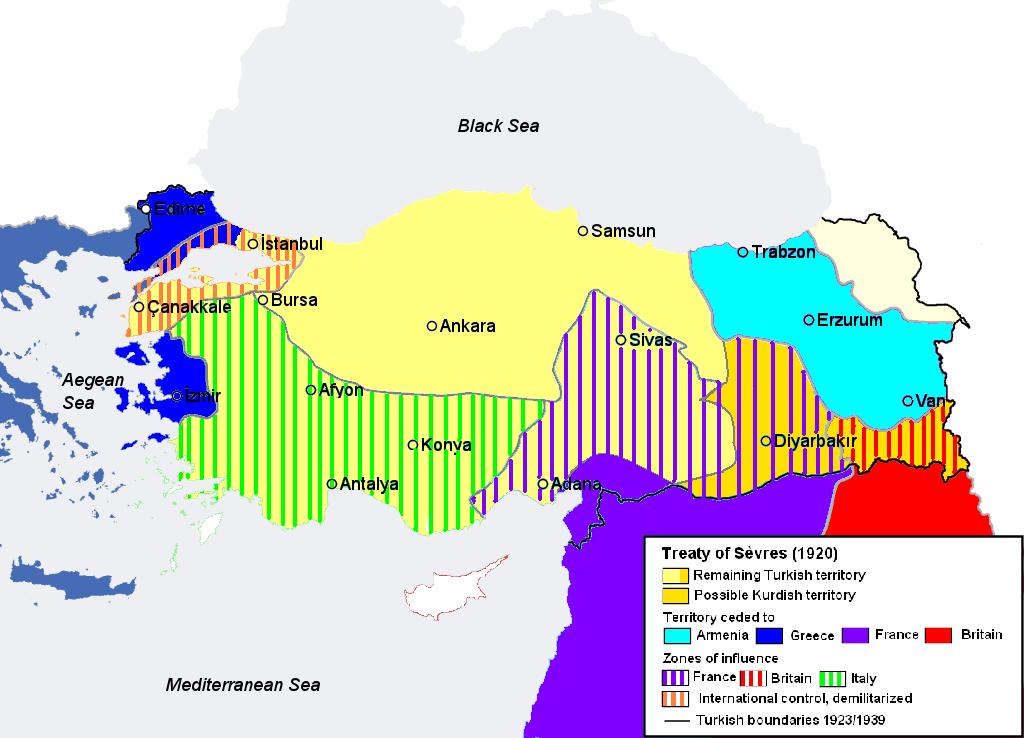 De Navo opheffen en de Koerden steunen 1
