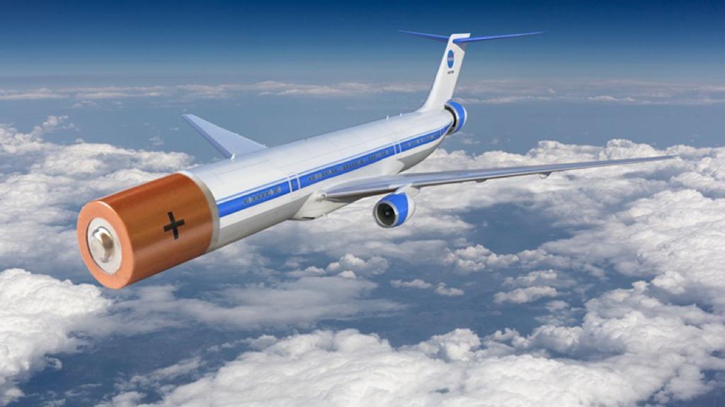 Elektrische vliegtuigen gaan krimp van de luchtvaart niet tegenhouden.