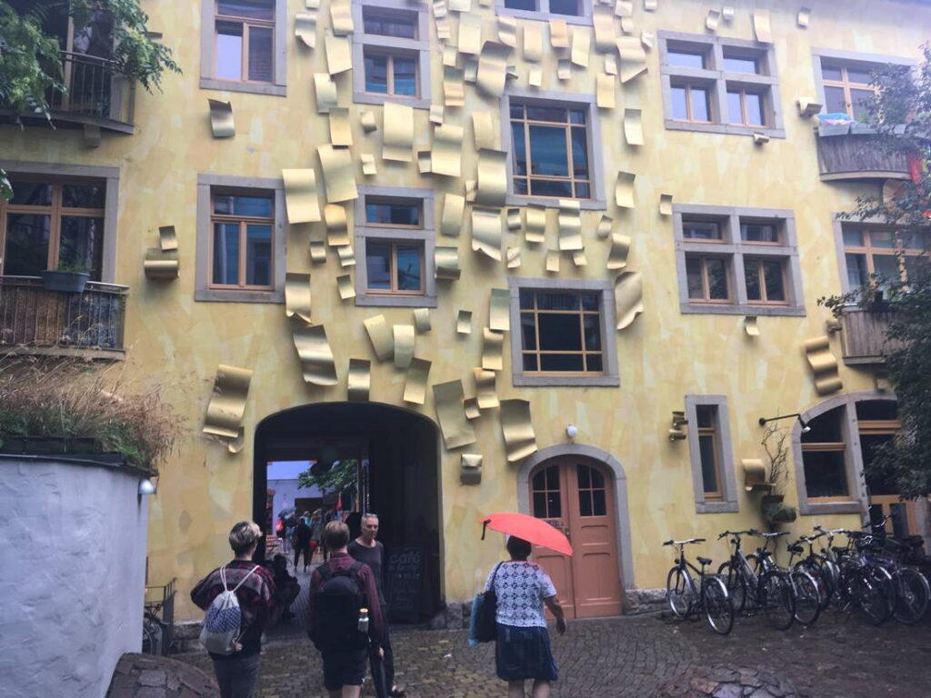 Amsterdam - Berlijn, und wieder zurück 12