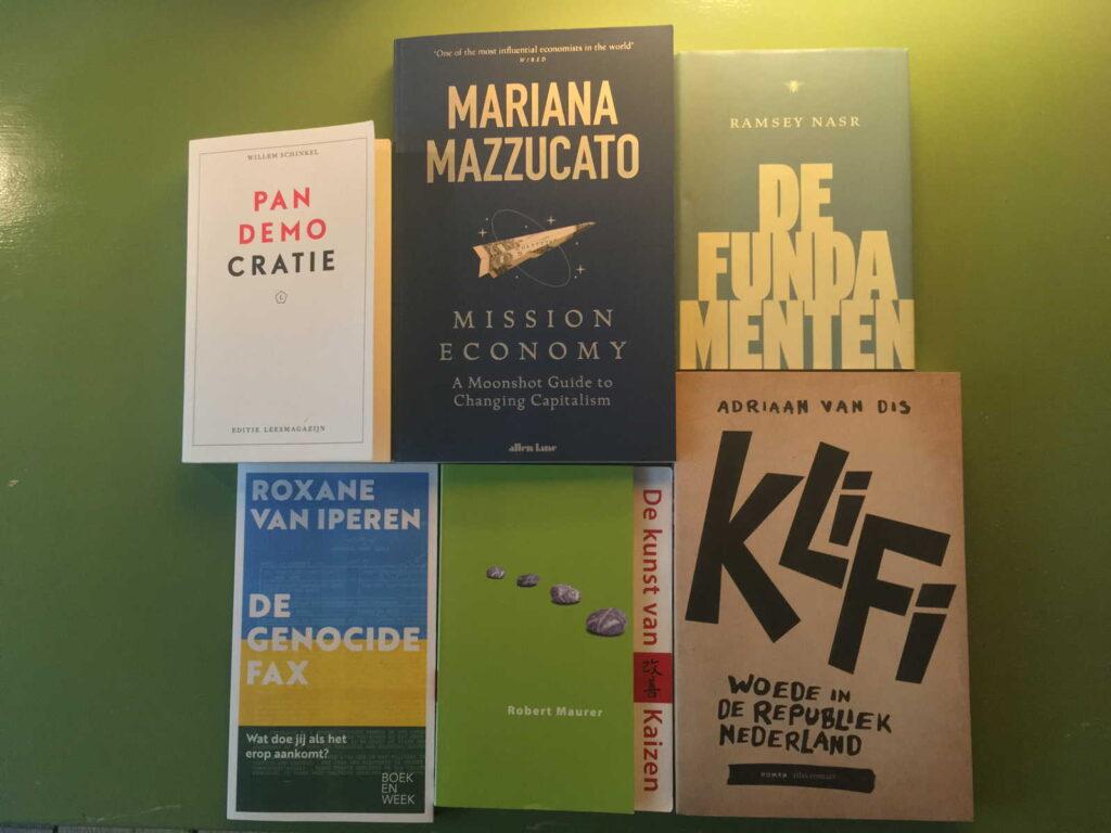 Kapitalisme is een dik onderwerp in mijn lijstje zomerboeken 1